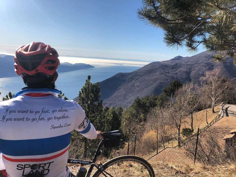 Bike Cima Piemp Refuge